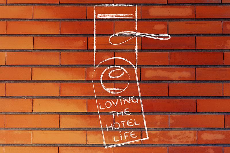 Hoteliart - loving the hotel life